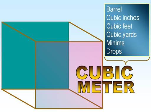 normal cubic meter