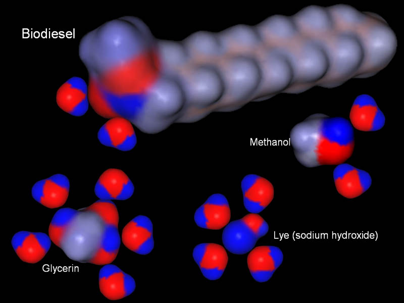 Lab #4: Carbon dioxide: Biodiesel