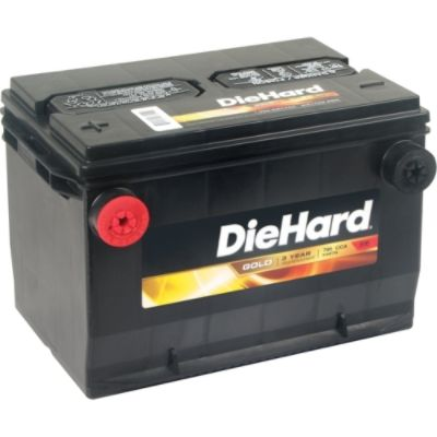 Using car batteries for ups