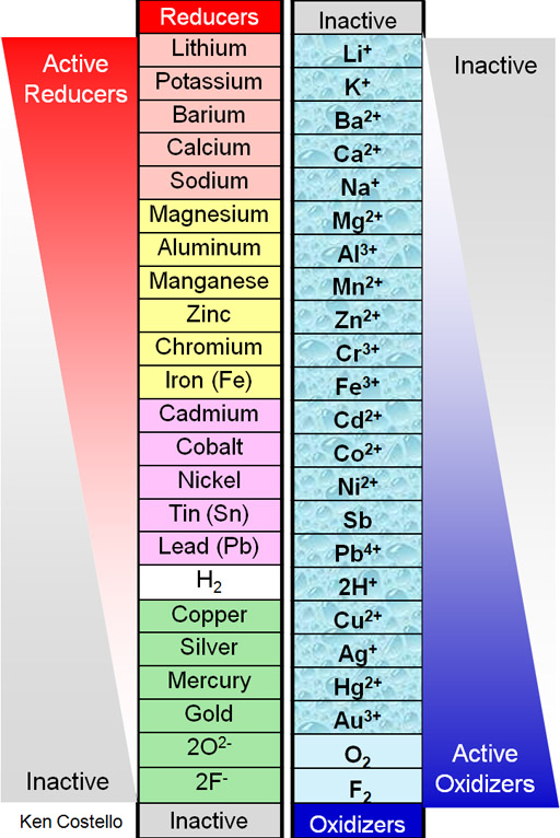 chemistry - reactivity serires report essay If we put the metals in order of their reactivity, from most reactive down to least reactive, we get a list called the reactivity series if you want to learn the reactivity series, you could try .