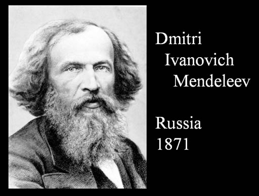Classifying calm the chaos mendeleev portrait urtaz Image collections