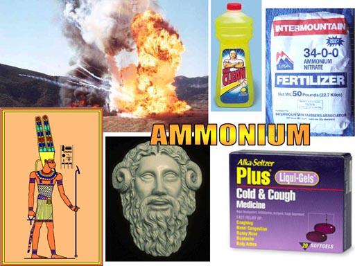 Die ammonium-mehratomi...