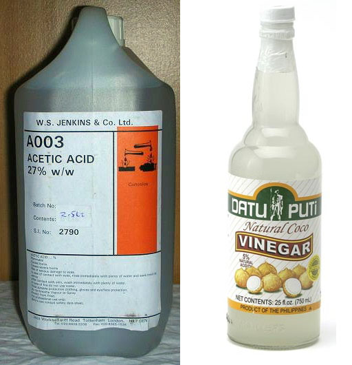 acetic acid in vinegar Vinegar is rich in bioactive components like acetic acid, giving it potent antioxidant, antimicrobial, and many other beneficial properties vinegar is anti-diabetic.