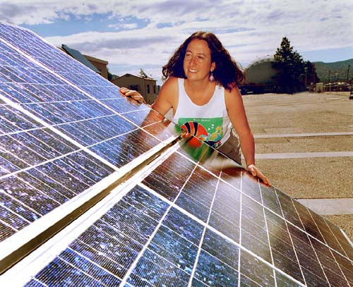 Simple Photovoltaic Cell Photovoltaic Cells Offer a