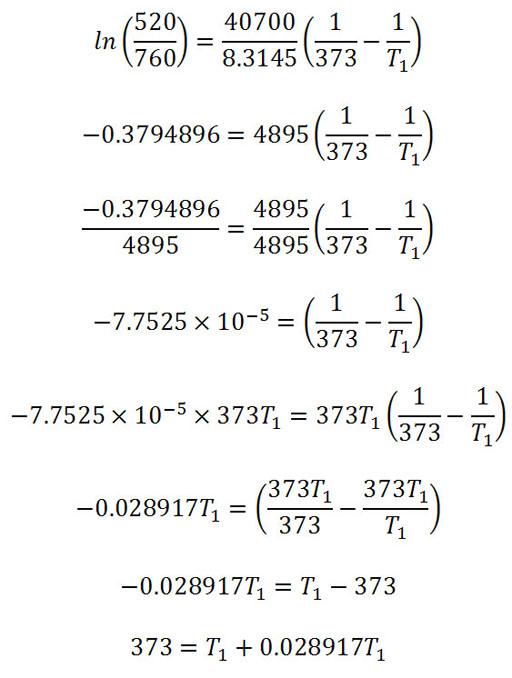 Equation For Boiling Point - Talkchannels